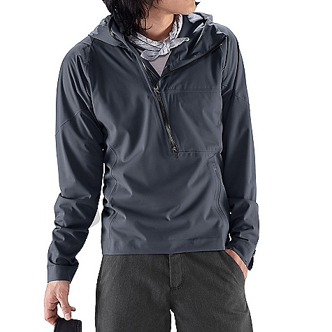 photo: Nau Wafer Pullover wind shirt