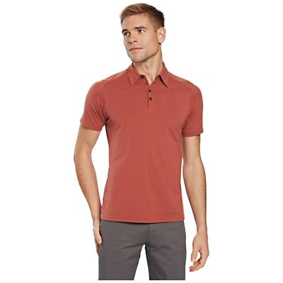 Nau Men's Genus SS Polo - Solid