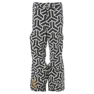 Sessions Neff Print Snowboard Pants - Men's