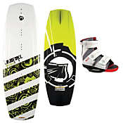 Liquid Force Nemesis Wakeboard 118 w/ Domain Bindings