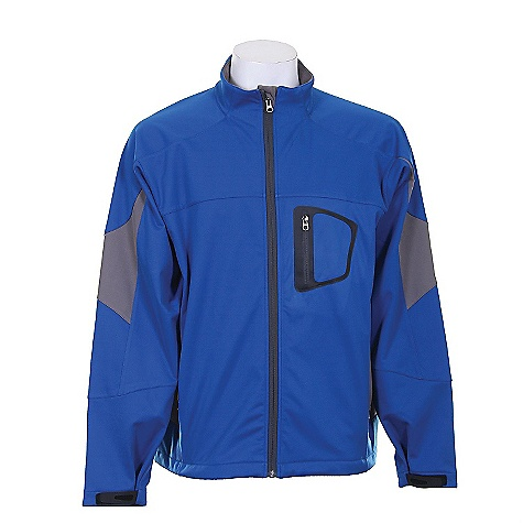 photo: White Sierra Blaster Jacket soft shell jacket