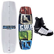 CWB Marius Wakeboard 134 w/ Answer Bindings - Men's