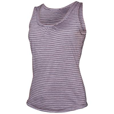 Icebreaker Women's Stripe Retreat Tank