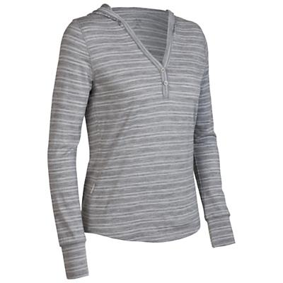 Icebreaker Women's Bliss Hood Top