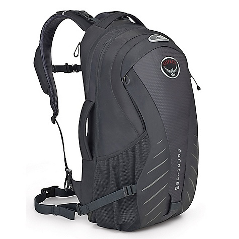 photo: Osprey Momentum 26 daypack (under 2,000 cu in)