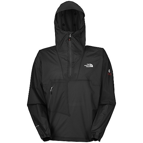 photo: The North Face Triumph Anorak waterproof jacket