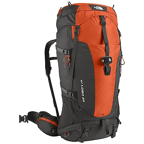 photo: The North Face Honcho 60 weekend pack (3,000 - 4,499 cu in)