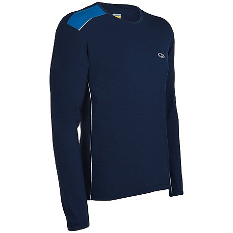 photo: Icebreaker LS Ace Crewe long sleeve performance top