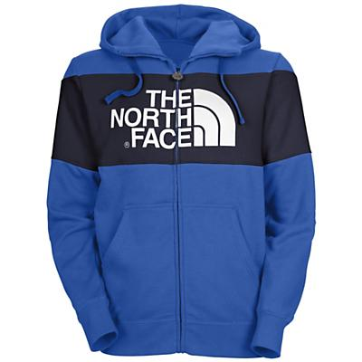 The North Face Men's Barker Blocked Full Zip Hoodie
