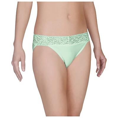 ExOfficio Women's Give-N-Go Lacy Lu Low Rise Bikini