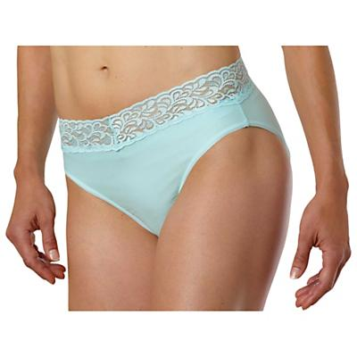 ExOfficio Women's Give-N-Go Lacy Lu High Rise Bikini