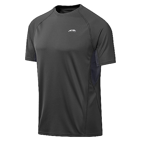 photo: GoLite Men's Manitou Shortsleeve Top short sleeve performance top