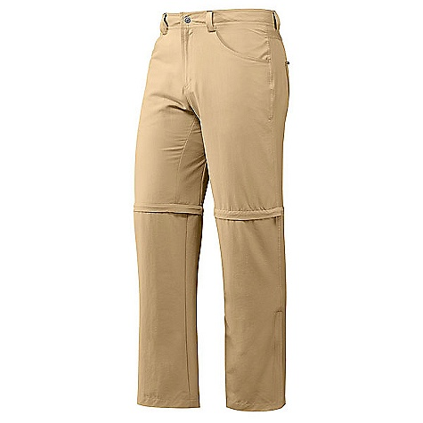 photo: GoLite Siskiyou Convertible Pant hiking pant