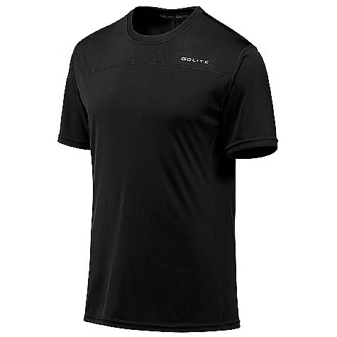 photo: GoLite Vista Ridge Short Sleeve Run Top short sleeve performance top