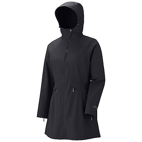 photo: Marmot Women's Meta Jacket soft shell jacket