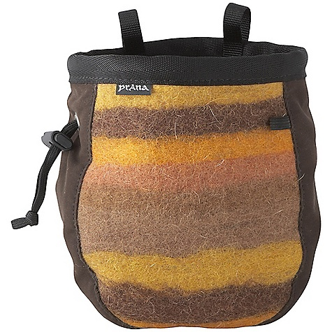 photo: prAna Wool Chalk Bag chalk bag
