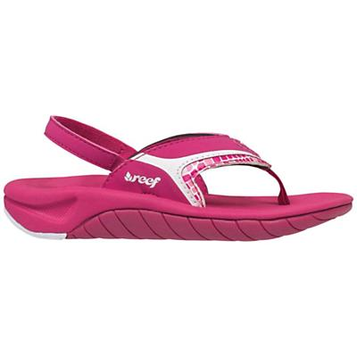 Reef Girls' Little Slap 2 Sandals