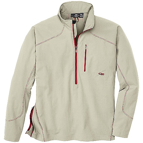 photo: Outdoor Research Cirque Windshirt wind shirt