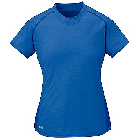 photo: Outdoor Research Women's Echo Duo Tee short sleeve performance top