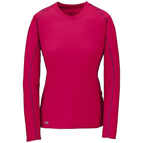 photo: Outdoor Research Echo L/S Tee long sleeve performance top