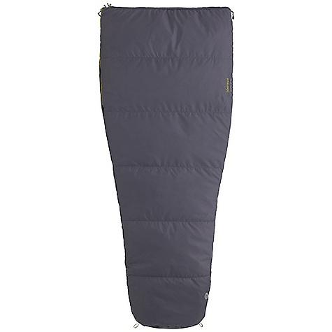 photo: Marmot Mavericks 50 Semi Rec warm weather synthetic sleeping bag