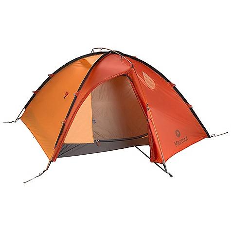 photo: Marmot Nusku 3P four-season tent