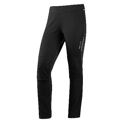 photo: GoLite Women's Black Mountain Thermal Wind Pant wind pant