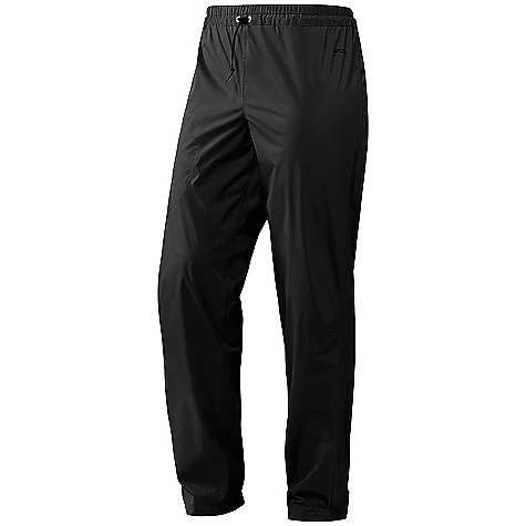 photo: GoLite Women's Tumalo Pertex 2.5-Layer Storm Pant waterproof pant