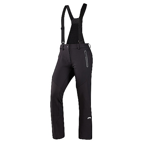 photo: GoLite Women's Wind River Softshell Pant soft shell pant