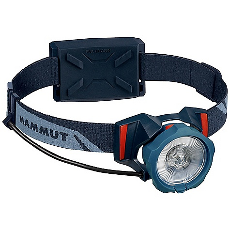 photo: Mammut X-Zoom Filters Set headlamp