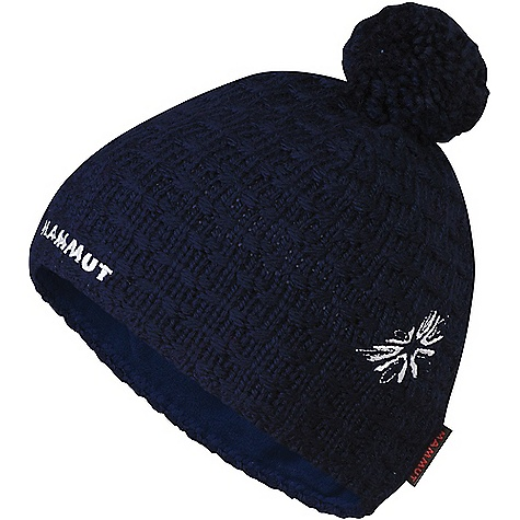 photo: Mammut Pommel Beanie winter hat