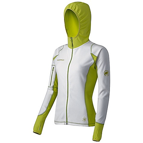 photo: Mammut Women's Yukon Tech Jacket wind shirt