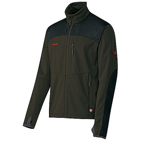 photo: Mammut Men's Ultimate Pro Jacket soft shell jacket