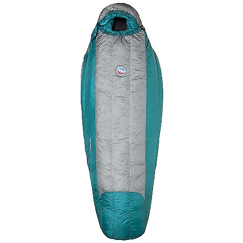 photo: Big Agnes Amber SL 30º 3-season down sleeping bag