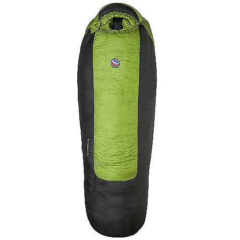 photo: Big Agnes Blackburn SL 3-season down sleeping bag