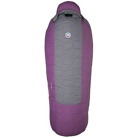 photo: Big Agnes Helena cold weather (below 0°f) sleeping bag