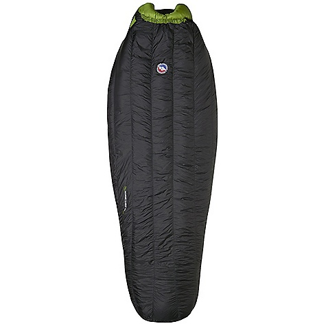photo: Big Agnes Horse Thief SL 35° warm weather down sleeping bag