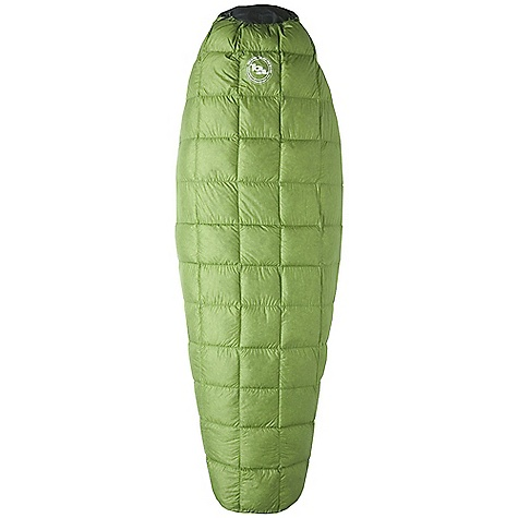 photo: Big Agnes Pitchpine SL 40° warm weather down sleeping bag