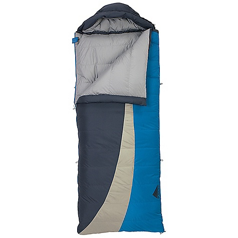 photo: Kelty Galactic 15 Hoody 3-season down sleeping bag