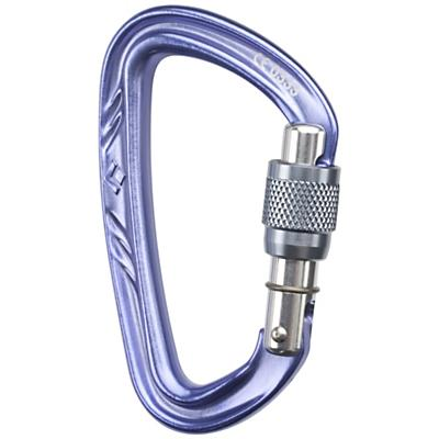 Black Diamond Nitron Screwgate Carabiner