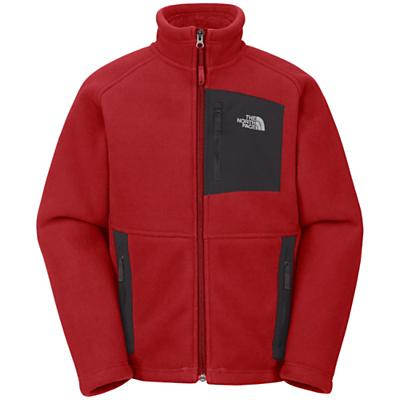 The North Face Boy's Hetchy Fleece Jacket