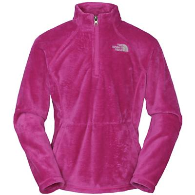 The North Face Girls' Mossbud 1/4 Zip