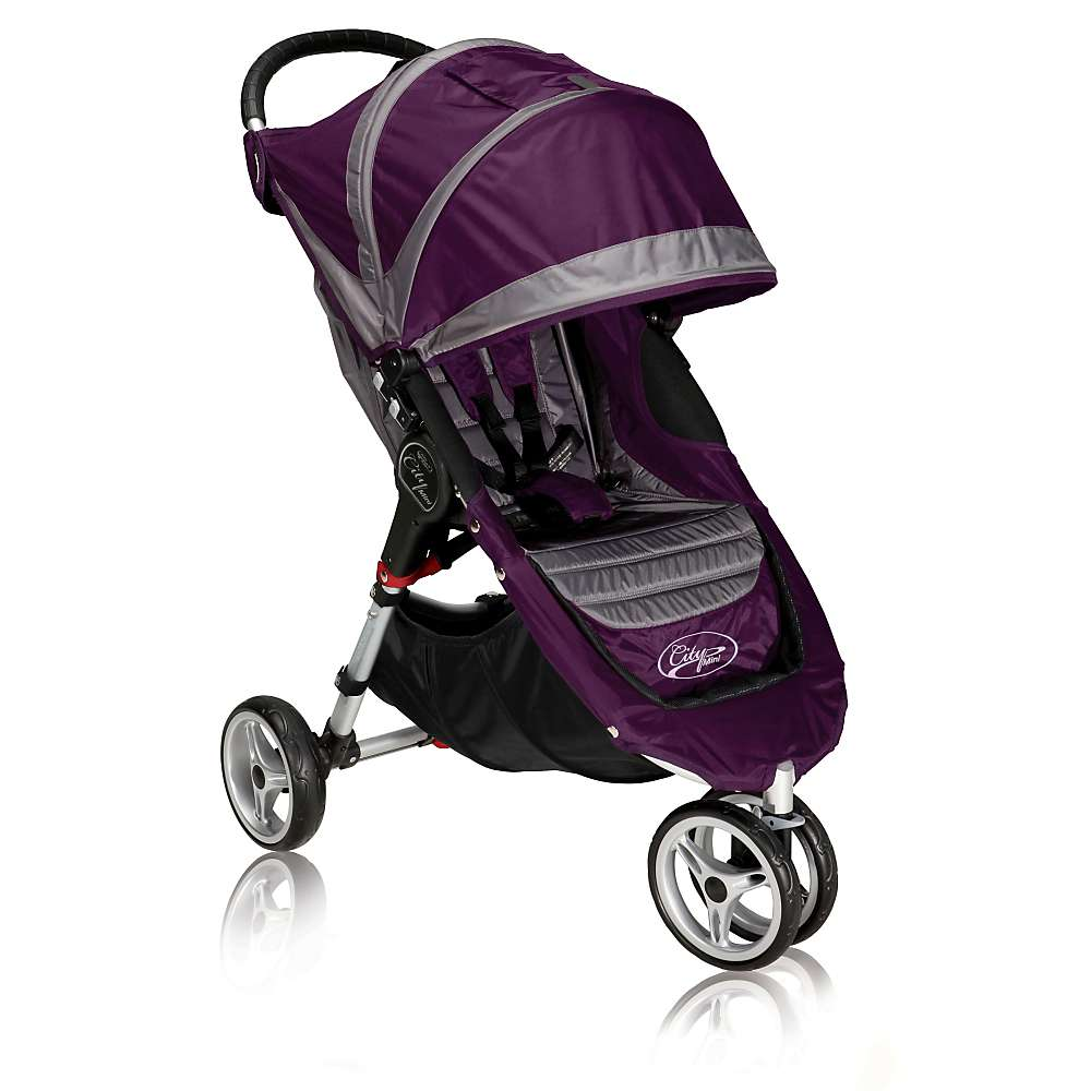 Baby Jogger City Mini Stroller Single Spring 2011 At