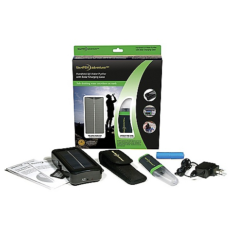 SteriPEN Adventurer Opti with Solar Charging Case