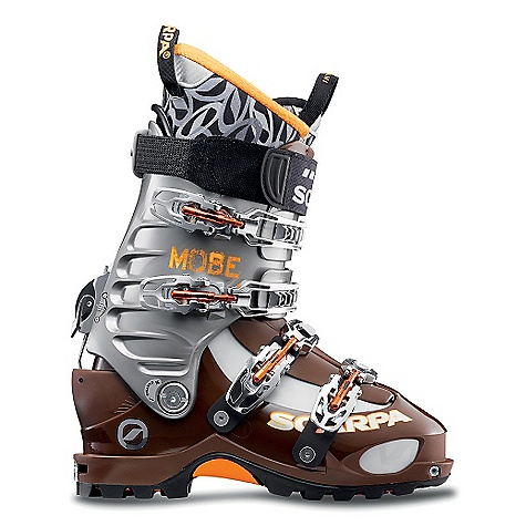 photo: Scarpa Mobe alpine touring boot