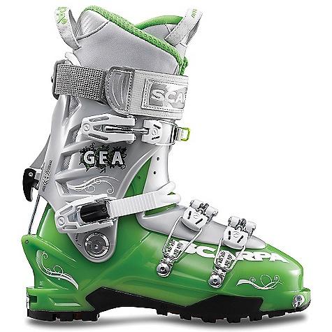 photo: Scarpa Gea alpine touring boot