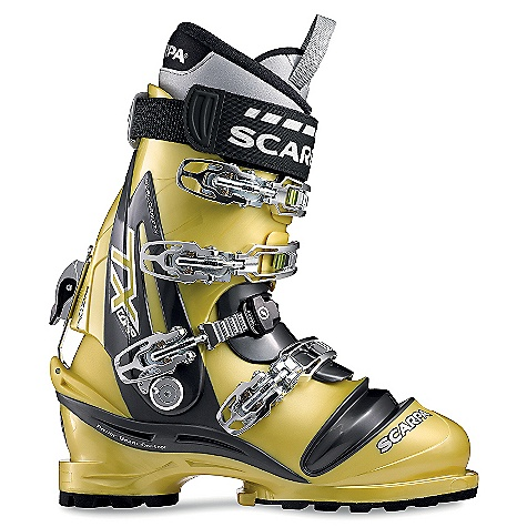 photo: Scarpa TX Comp telemark boot