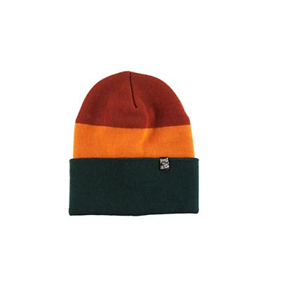 Planet Earth Big Stripe Beanie - Men's