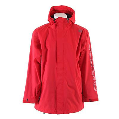 Sessions Logo Snowboard Jacket - Men's
