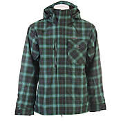 Planet Earth Chetco Shell Snowboard Jacket - Men's